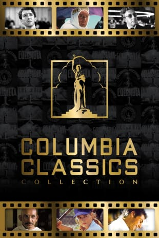 movie poster for Columbia Classics Collection