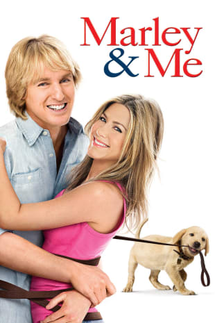 movie poster for Marley And Me