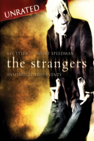 movie poster for The Strangers (Unrated)