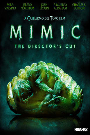 movie poster for Mimic - Director's Cut