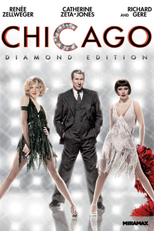 movie poster for Chicago - Diamond Edition