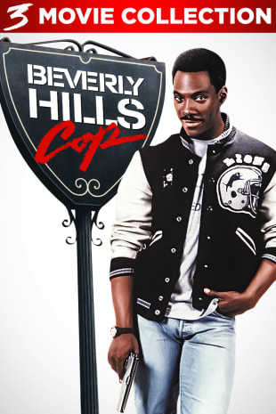 movie poster for Beverly Hills Cop Trilogy