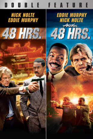 movie poster for 48 Hrs 2-Movie Collection