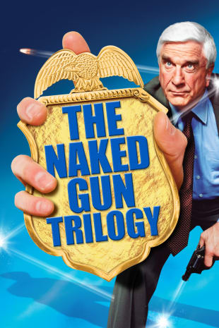 movie poster for The Naked Gun Trilogy