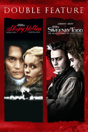 movie poster for Sweeney Todd + Sleepy Hollow Bundle