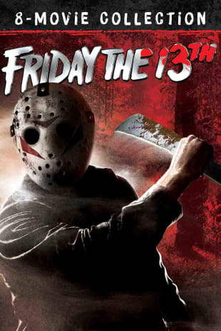 movie poster for Friday the 13th 8-Movie Collection