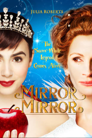 movie poster for Mirror Mirror