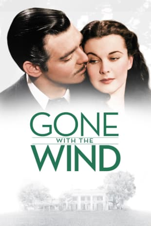 movie poster for Gone With The Wind (1939)