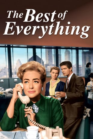 movie poster for The Best of Everything