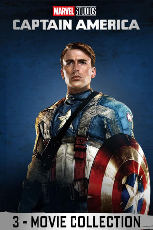 movie poster for Captain America 3-Movie Bundle