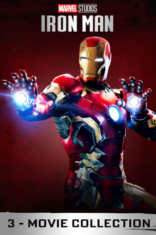 movie poster for Iron Man 3-Movie Collection