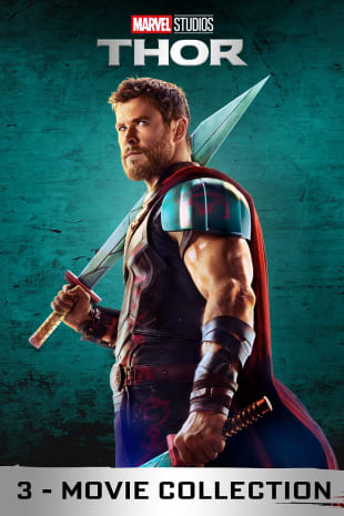 movie poster for Thor 3-Movie Collection