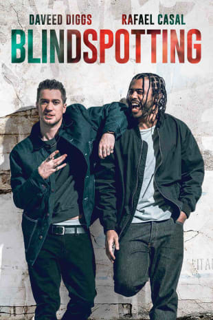 movie poster for Blindspotting