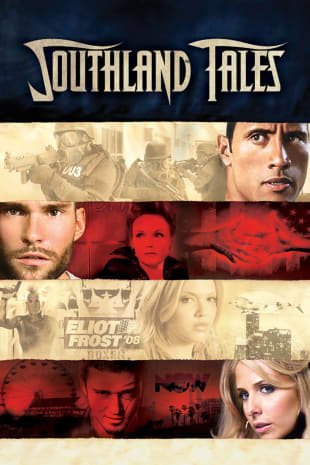movie poster for Southland Tales