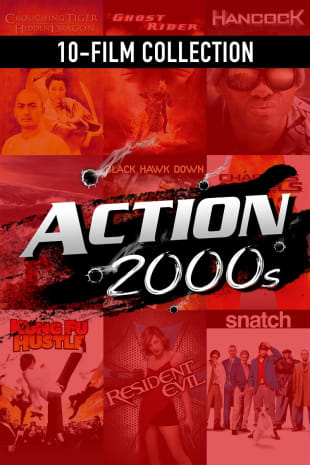 movie poster for Action Movies Of The 2000's