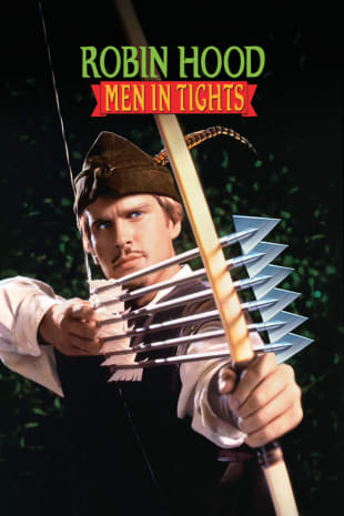 movie poster for Robin Hood: Men in Tights