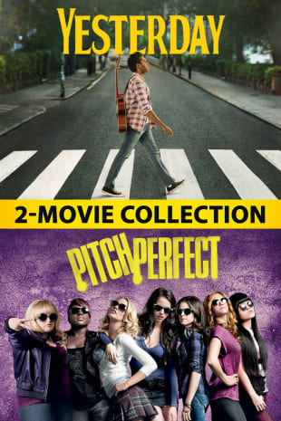 movie poster for Yesterday/Pitch Perfect 2-Movie Collection