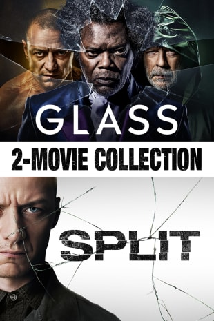 movie poster for Glass/Split 2-Movie Collection
