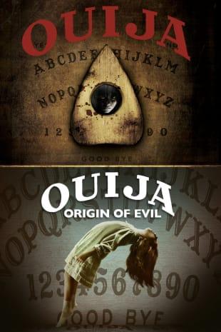 movie poster for Ouija Bundle