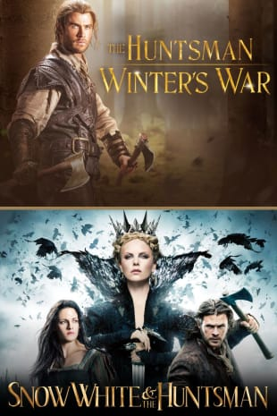 movie poster for Snow White and the Huntsman & The Huntsman: Winter's War Bundle