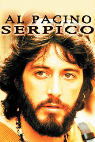 movie poster for Serpico