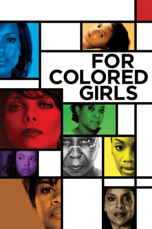 movie poster for For Colored Girls