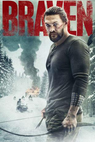movie poster for Braven