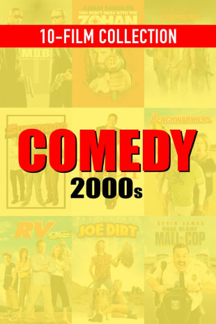 movie poster for Comedy Movies Of The 2000's