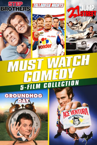 movie poster for Must-Watch Comedy 5-Film Collection