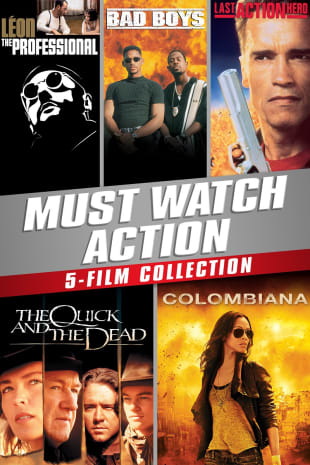 movie poster for Must-Watch Action 5-Film Collection