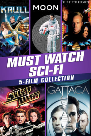 movie poster for Must-Watch Sci-Fi 5-Film Collection