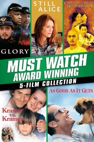 movie poster for Must-Watch Award-Winning 5-Film Collection