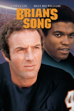 movie poster for Brian's Song