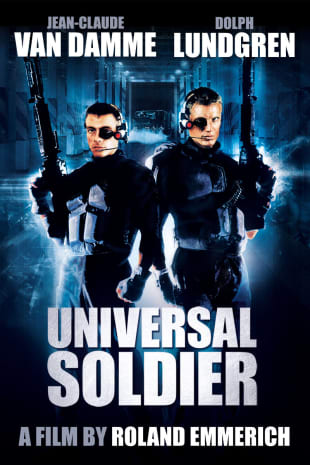 movie poster for Universal Soldier