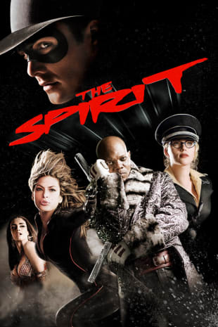 movie poster for The Spirit