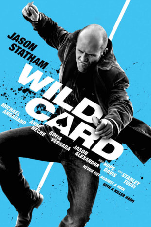 movie poster for Wild Card