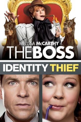 movie poster for The Boss and Identity Thief Bundle (Unrated)