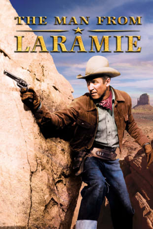 movie poster for The Man From Laramie