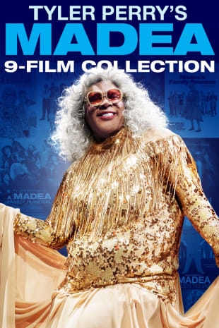 movie poster for Tyler Perry's Madea 9-Film Collection