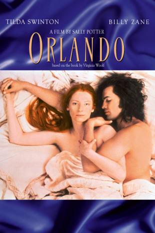 movie poster for Orlando