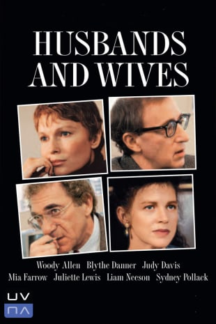 movie poster for Husbands and Wives