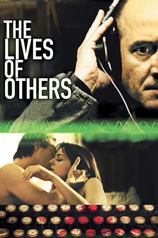 movie poster for The Lives Of Others