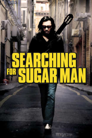 movie poster for Searching For Sugar Man