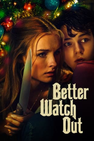 movie poster for Better Watch Out