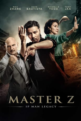 movie poster for Master Z: Ip Man Legacy