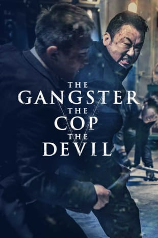 movie poster for The Gangster, the Cop, the Devil