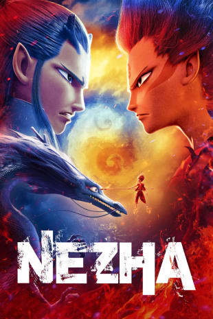 movie poster for Ne Zha
