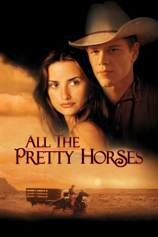 movie poster for All The Pretty Horses