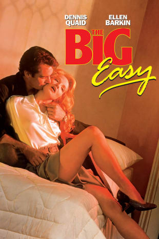 movie poster for The Big Easy