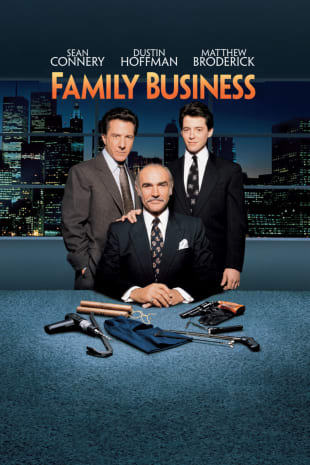 movie poster for Family Business